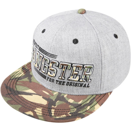 (LSN15067) New Snapback Era Sublimation Print Fitted Cap pictures & photos