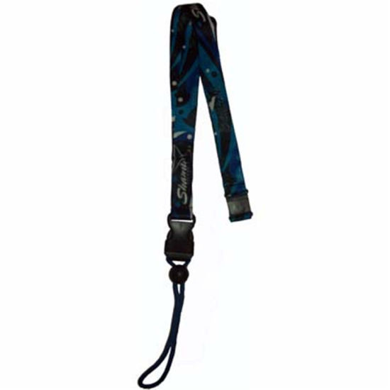 High Quality PP Printing Cotton Shoulder ID Badge Polyester Lanyard pictures & photos