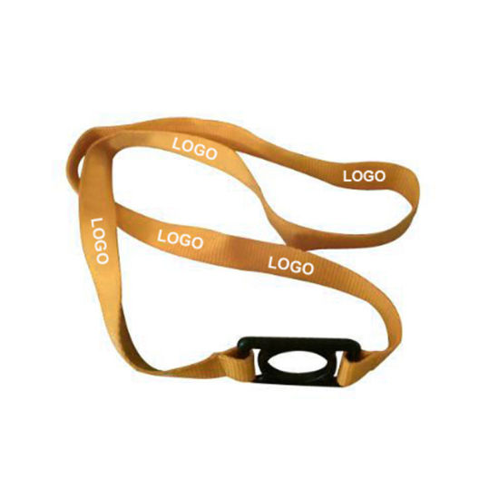 Customized Dye Sublimation Lanyard with Clip with Logo Custom Phone Holder pictures & photos