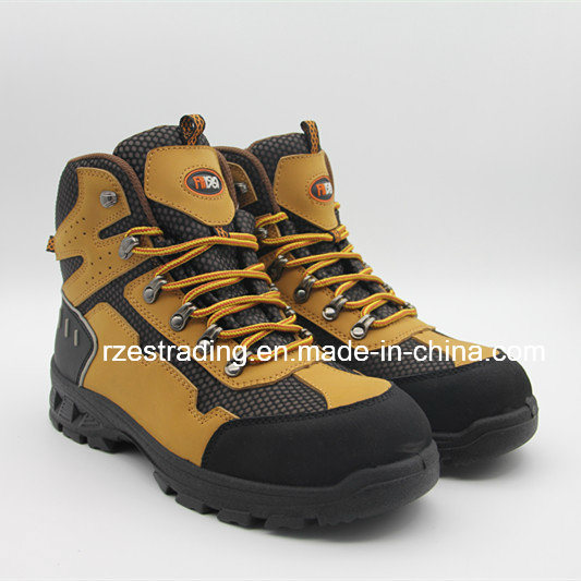 fashion Yellow Safety Male Shoes in China pictures & photos