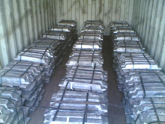 Lead Scrap Ingot, Virgin Lead Ingot pictures & photos