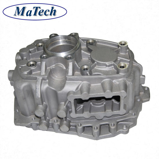 Customized Low Pressure Casting Aluminum Alloy for Gear Housing pictures & photos