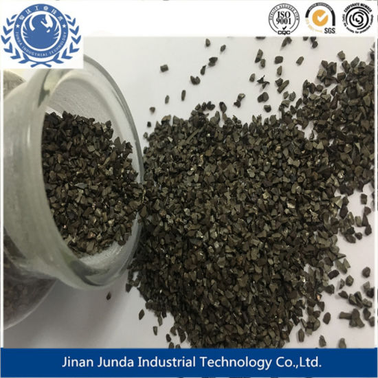 Abrasive Grinding/Cutting Stone Granite/Black, Blue, Gray Steel Grit G25 with SGS Standard pictures & photos