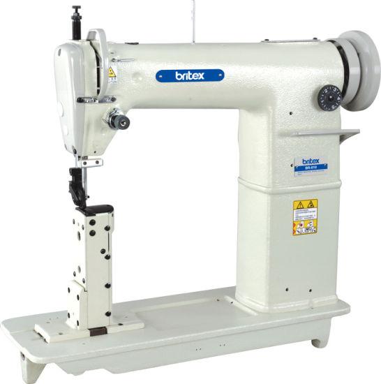 China Br 810 Britex High Speed Needle Post Bed Sewing Machine China Industrial Sewing Machine Sewing Machine
