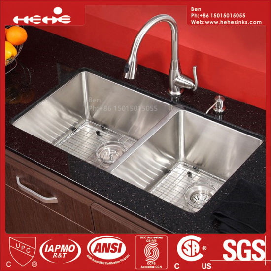 China Stainless Steel Handmade Kitchen Sink, Kitchen Sink, Stainless ...