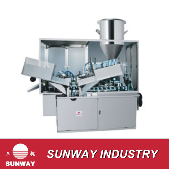 Filling and Sealing Machine for Aluminum Tubes Shanghai