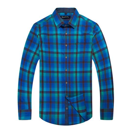 Customize New Design Pattern Stylish Men Casual Shirts