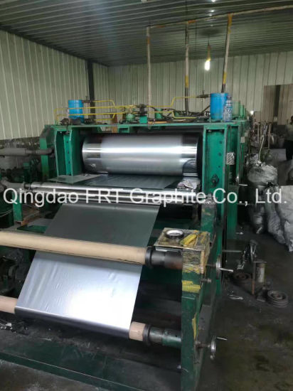 Chinese Factory Supply Graphite Foil Natural Flake Graphite Sheet/Paper