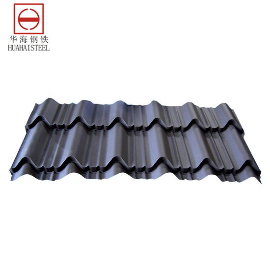 G550 Galvanized Steel Roofing Sheet with Waves pictures & photos