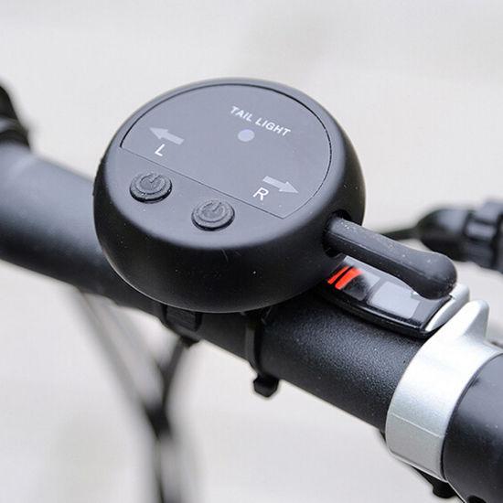 LEADBIKE A112 Wireless Control 64 LED Bicycle Turn Light Laser Warning Indicator