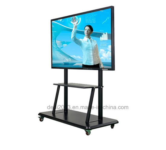 55inch Multi-Touch LCD Display Screen PC All in One for Classroom pictures & photos