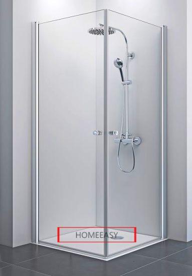 Glass Shower Cabin, Bathroom Shower Enclosure, Cabine De Douche, Duschkabin