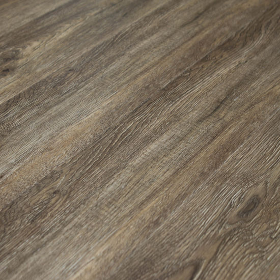 4mm Solid Vinyl Lvt Resilient Flooring pictures & photos