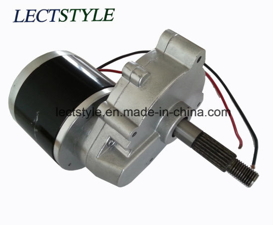 24V 250W Power Wheelchair Motors with Electromagnetic Function pictures & photos