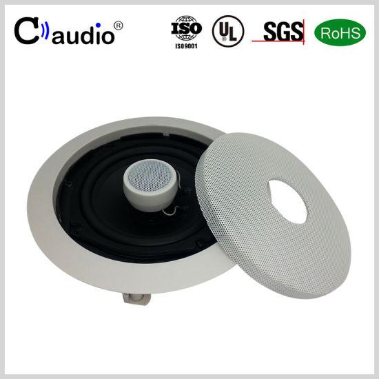 5.25 Inch Swiveling Tweeter Professional Loud Mini PRO Audio Professional Loudspeaker with PP Cone