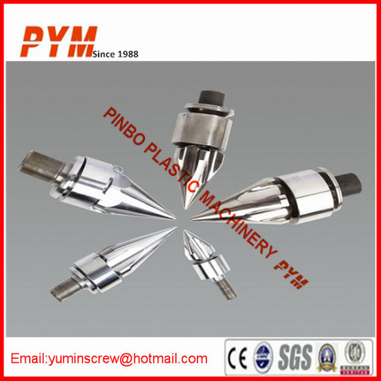 Single Screw Extruder and Screw Barrel for Injection Molding Machine pictures & photos