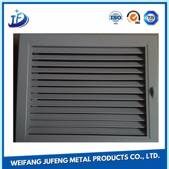 china aluminum zinc die casting stamping for window shades persian