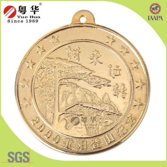 Factory Wholesale Custom Color Brass Token Coin