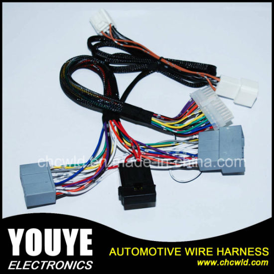 china automotive multi function wiring harness for honda crider crv Boat Wiring Harness