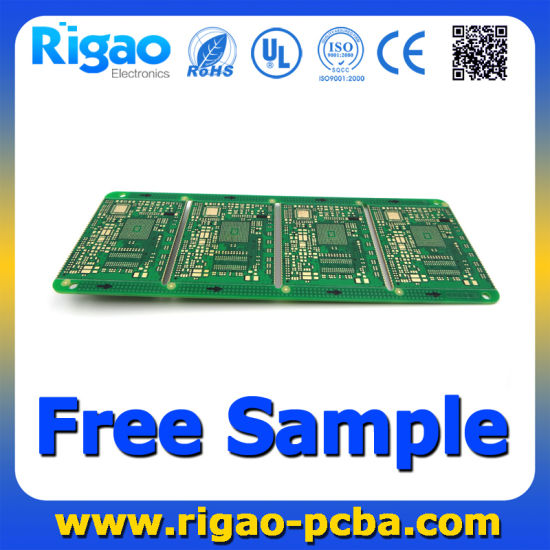 Multilayer Buried Blind Via HDI PCB with SMT Assembly pictures & photos