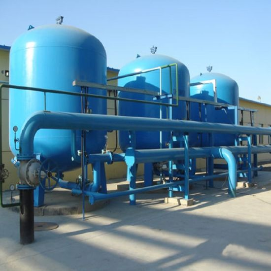 China Activated Carbon Filter for Electroplating Wastewater Reuse