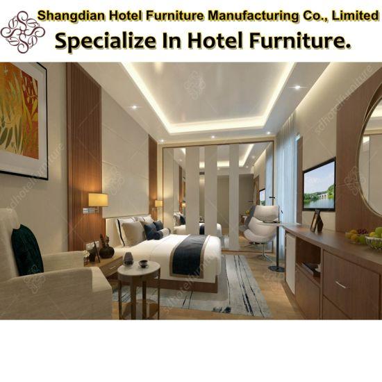 Foshan Hotel Furniture Manufacturer Supply Bedroom Furniture for Best Western Hotel