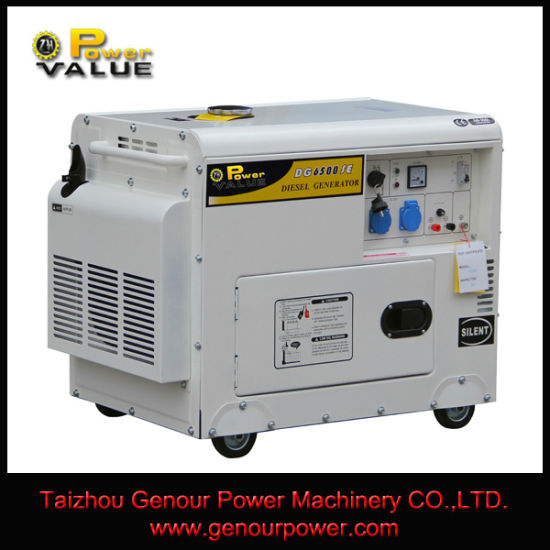China 3kva 5kva 10kva 5kw 10kw 100 Copper Wire Single Phase Ac220v50hz Diesel Generator Silent Type Diesel Engine Generator China Diesel Generator Hot Diesel Generator