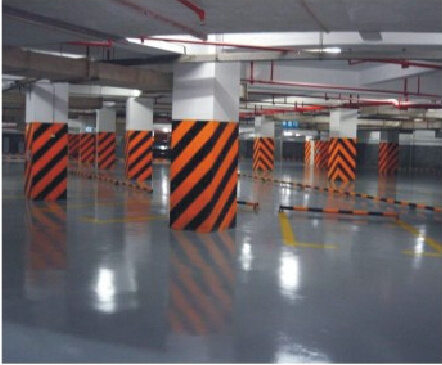 Hualong Mortar Shock Resistance Anti-Skid Epoxy Floor Paint pictures & photos
