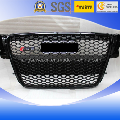 "Chromed Auto Car Front Grille for Audi RS5 2009-2011"" pictures & photos"