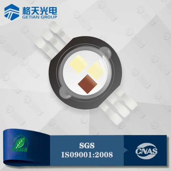Super High Flux Output High Quality High Power 3W RGB LED pictures & photos
