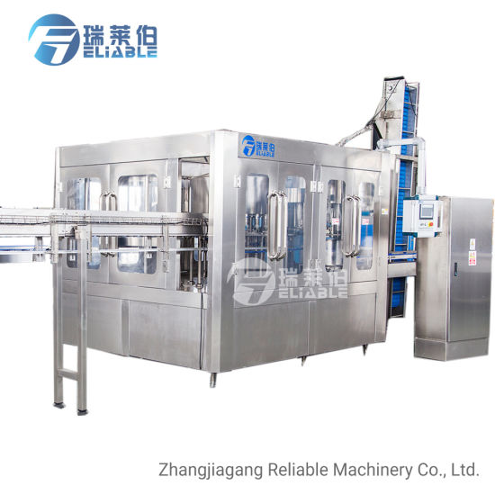 Automatic Pet Bottle Pure Mineral Water Filling Machine for 500ml Production Lines pictures & photos