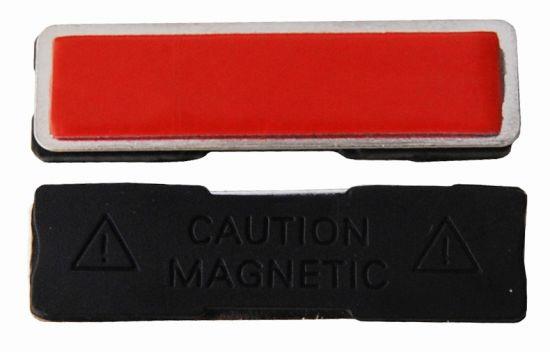 Customized Logo Scrolling LED Magnetic Name Badge
