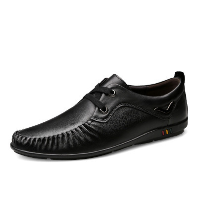 High Quality Fashion Men Casual Shoes Leather Shoes Footwear (JZ19627-3)