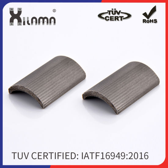 AlNiCo Magnet Magnetic Material High Temperature Resistance IATF Certificated pictures & photos