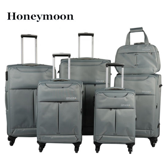 Honeymoon Brand Latest Fashion Trolley Case Set pictures & photos