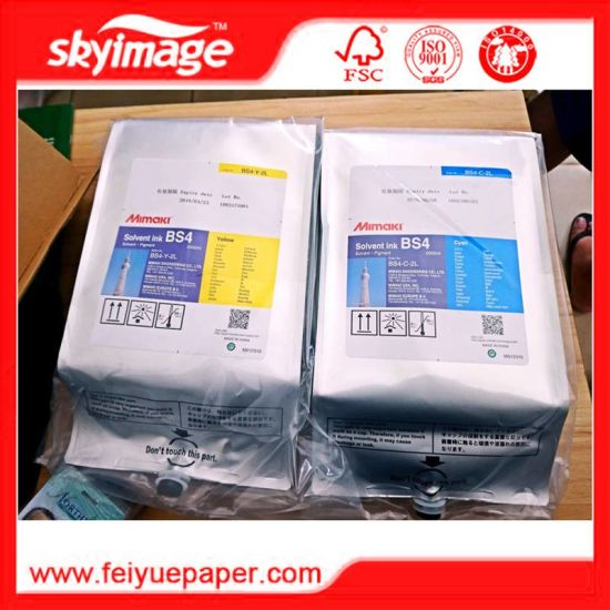 Genuine Mimaki BS4, Sb54, Sb411 Dye Sublimation Ink pictures & photos