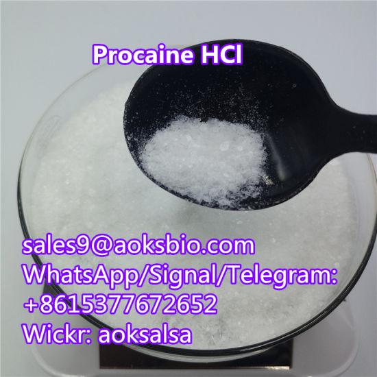 99% Procaine Hydrochloride, Procaine HCl, 51-05-8, 51058, Local Anesthetics