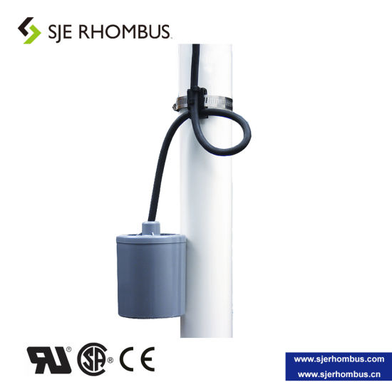 High Current Water Level Switch for Sewage Pump Control, 15A