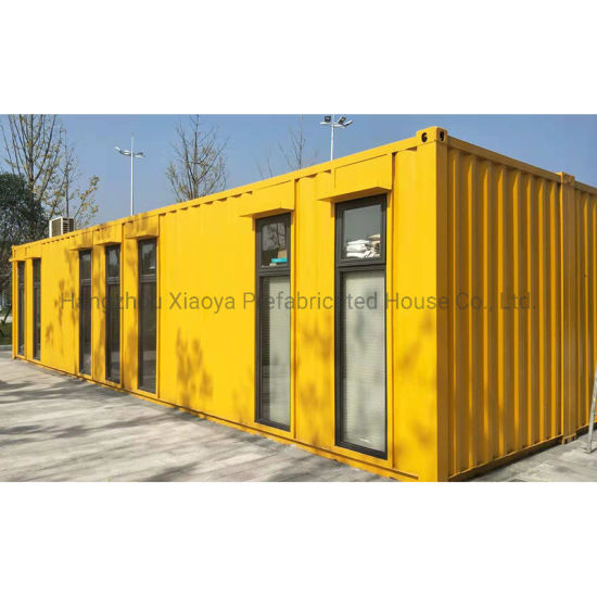 Modified Shipping Container House for Living