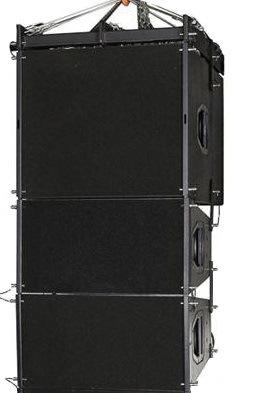 D&B Line Array Q1 Line Array Empty Cabinet Speaker Box