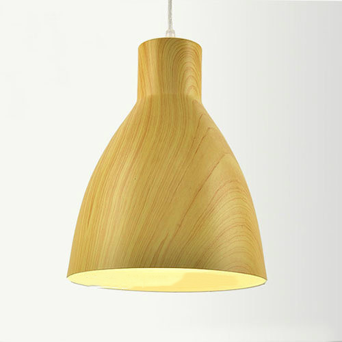 Decoration Light Chandelier Pendant Lamp with Wood Color for Bedroom pictures & photos