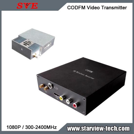 Mini Cofdm Nlos HDMI Wireless Portable Video Transmitter