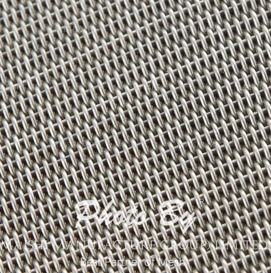 Stainless Steel Sieve Wire Mesh pictures & photos
