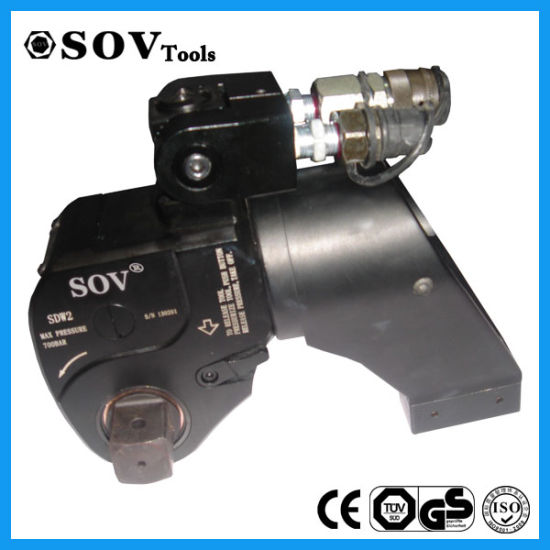 Motorized Hydraulic Torque Wrench With Socket Pictures Photos