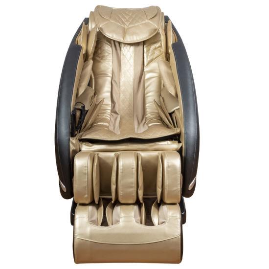 Blue Tooth and Music 3D Luxury Shiatsu Massage Chair with Zaro Gravity