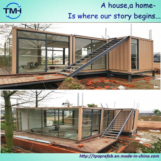 Well Decorated Container House for Living pictures & photos