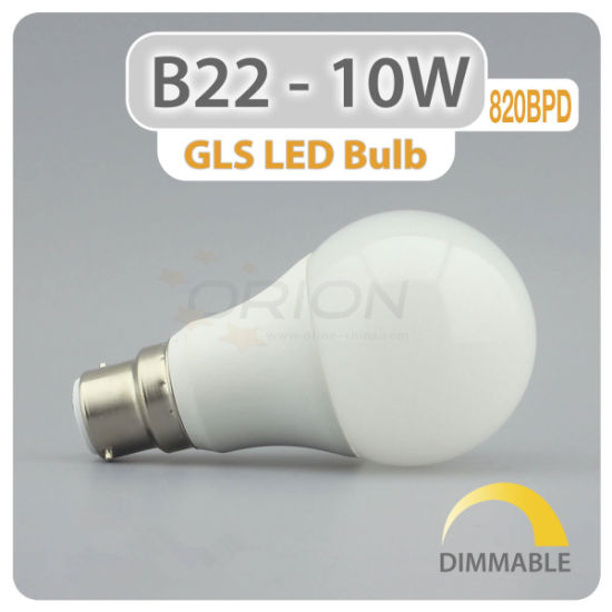 LED Light Bulb Supplier 9W A60 China LED Bulb pictures & photos
