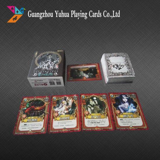 Custom Game Cards Tabletop Board Game pictures & photos
