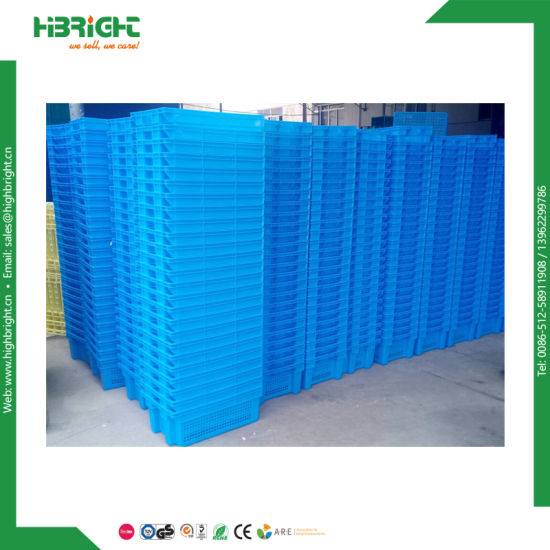 PP Plastic Storage Pallet Tray Box pictures & photos