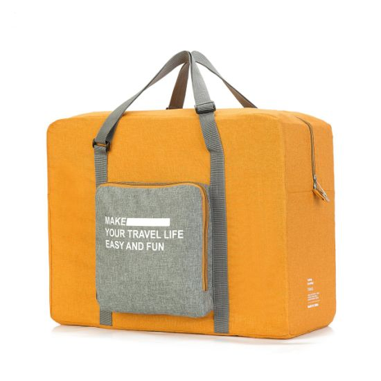 Foldable Durable Polyester Travel Bag